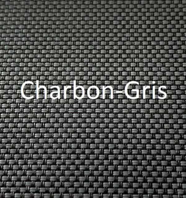 Solaire Charbon Gris